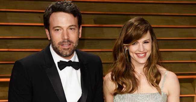 Here's what Ben Affleck had to say about Jennifer Garner's *super* honest interview...