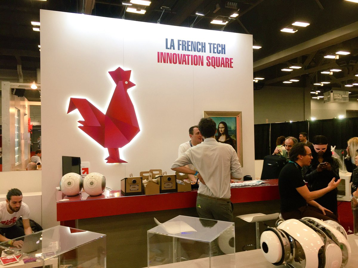 It's #FrenchTechDay at #SXSW2016: French innovation at its best! https://t.co/4bcNEkYiJF