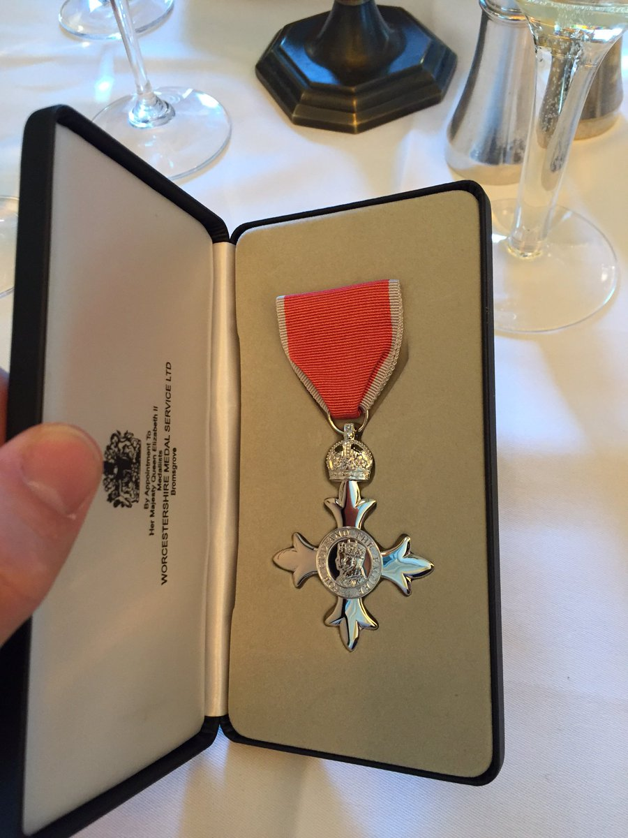 What a day #MBE https://t.co/FGavejhARP