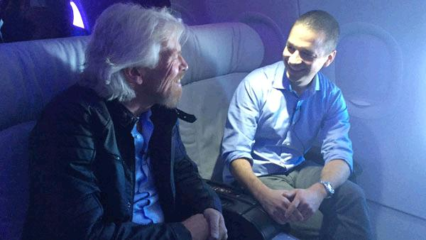 RT @LinkedInMktg: .@LinkedIn teams up with @VirginAmerica to stream online courses on flights: