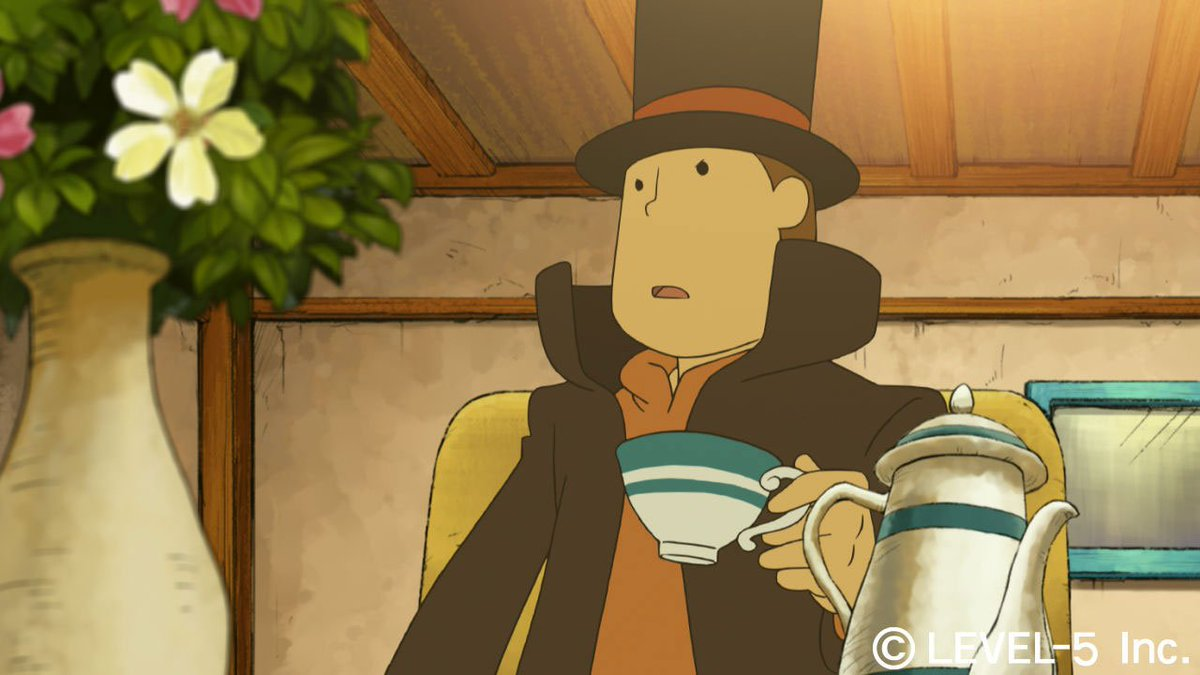 The Creator Behind Professor Layton Puzzles Passes Away https://t.co/6YnJMSzwlT https://t.co/mY4NQjNmuc