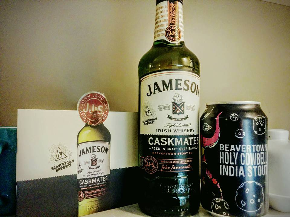 Giving away a bottle of @jamesonwhiskey and a selection of @BeavertownBeer. Retweet and win https://t.co/rvpAdN5ylo https://t.co/1NbIb9P2GT
