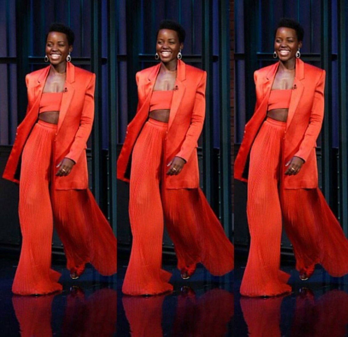 Lawdahmercy RT @LookAtDustin: Damn Lupita https://t.co/pItvHC7egW