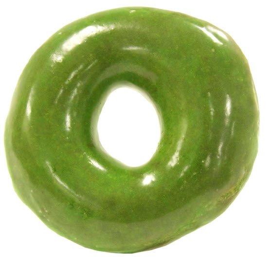 Krispy Kreme unveils green doughnuts for St. Patrick's Day https://t.co/SsUaIp2QjF https://t.co/j71uepLP0C