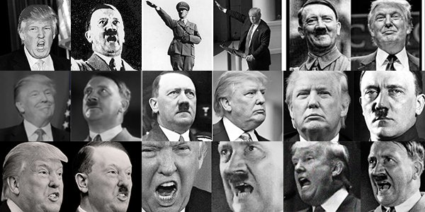 Notice any resemblance? #PrimaryDay #MakeDonaldDrumpfAgain https://t.co/MpMUkVfW0b