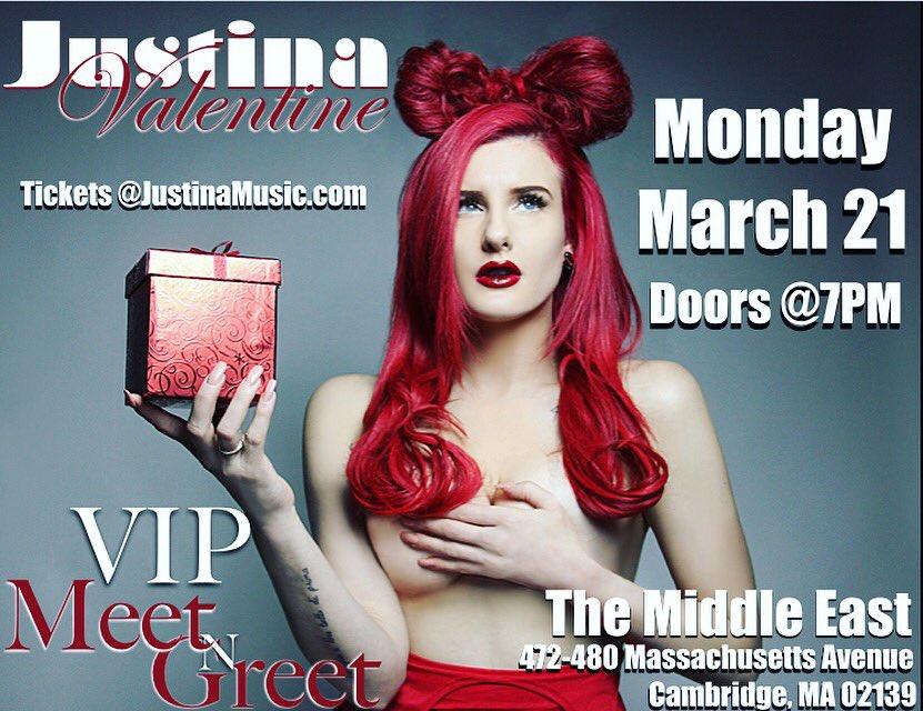 BOSTON: Retweet this to win tix to our show on 3/21! VIP tix! https://t.co/LdUaxfFQxp Tix! https://t.co/THY38tE92I https://t.co/kPI23jVhQq