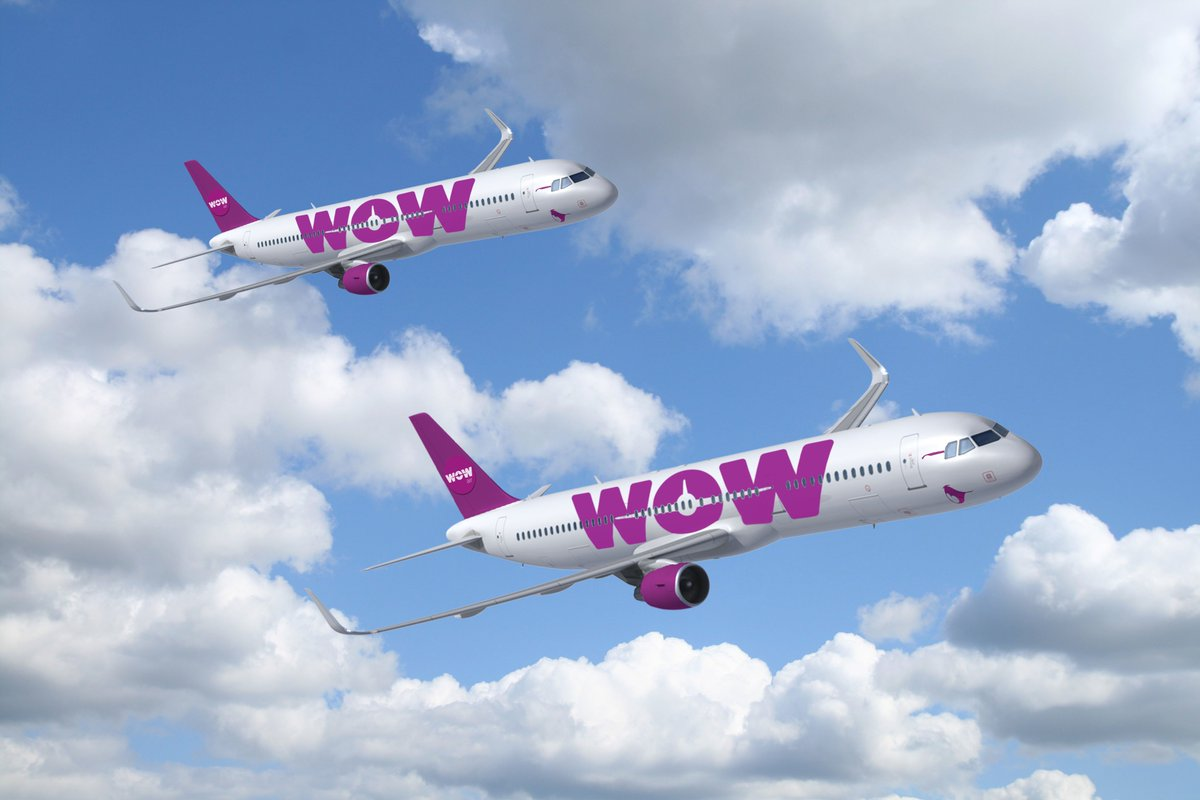 Iceland stopover now available for @wow_air customers traveling from BWI to Europe.  See--