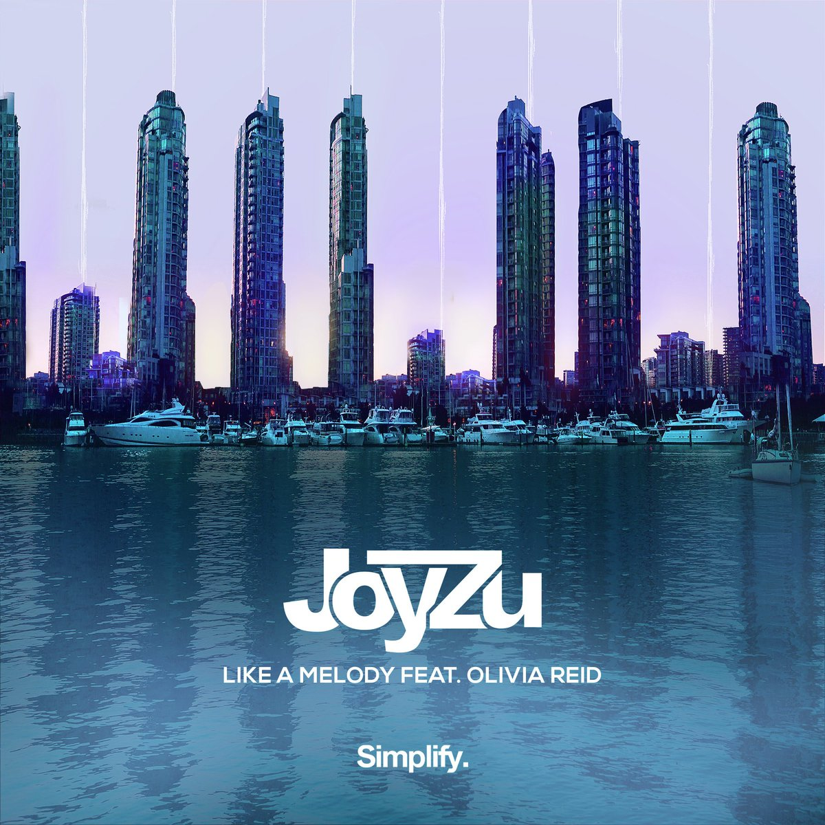Tomorrow we bring you the debut from @JoyZuMusic!  Like A Melody feat. Olivia Reid https://t.co/D7k8iNpGKx