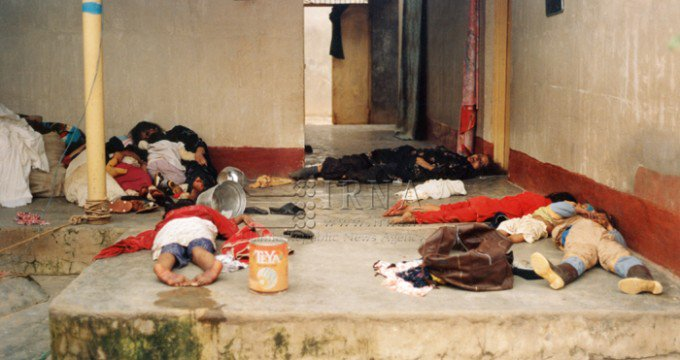#OnThisDay in 1988: Worst chemical-weapon massacre In history, #Saddam's attack on #Halabja https://t.co/ofNIwNGNut https://t.co/2zZwciIm2X