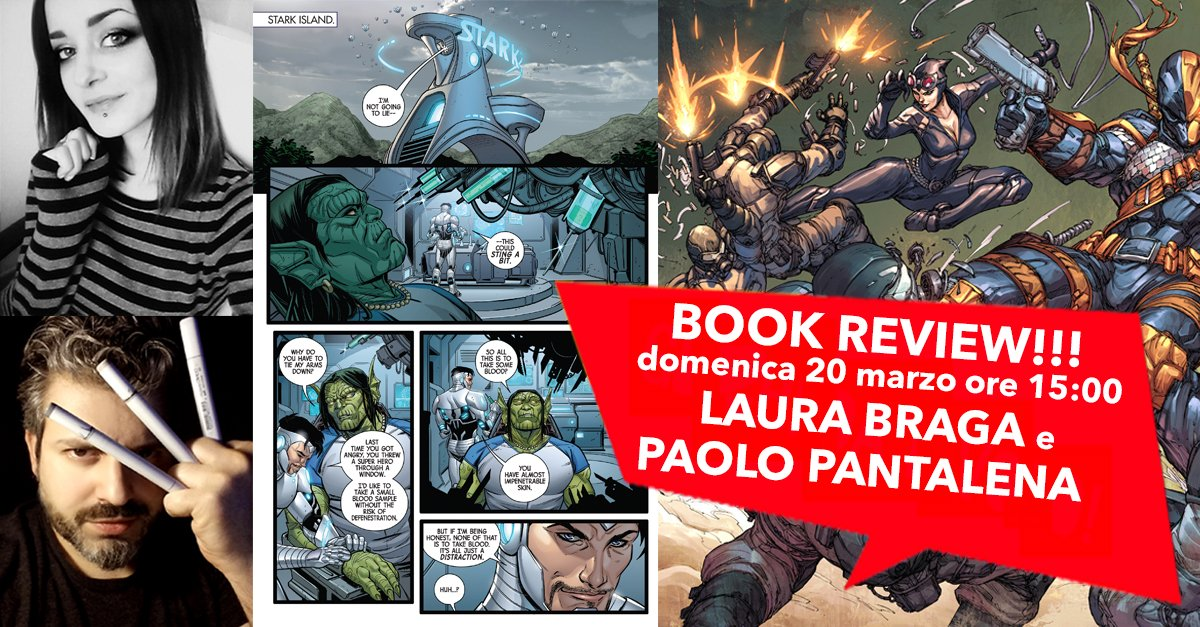 test Twitter Media - Sei un aspirante fumettista? Partecipa al #BookReview con @Laura Braga e @Paolo Pantalena!https://t.co/CnnTPwtDHs https://t.co/ll0FYebvRY