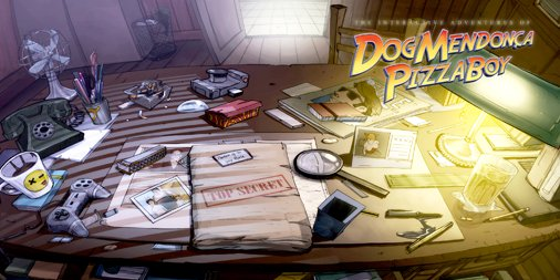 Are you ready for some (unconventional) detective work in the soon-to-be-released mobile version of #DogMendonca? https://t.co/T1iw3Rpyem