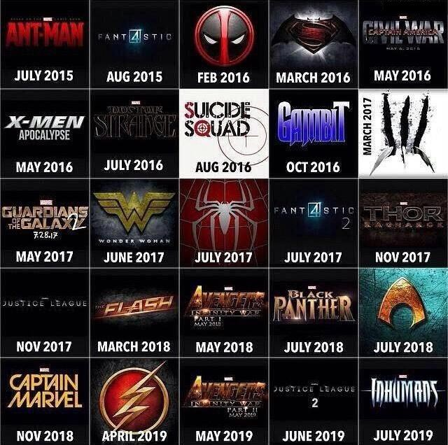 2016 is the year for Comic Fans When it comes to Superhero Movies @Fandango #ad #Giveaway https://t.co/qTTZIg5GDo https://t.co/NFcV5TKyNP