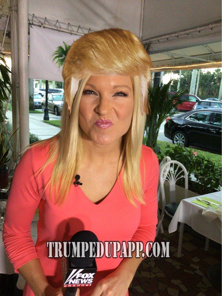 How to get TrumpedUp!  @foxandfriends hanging in Palm Beach with @annakooiman https://t.co/CJSl5PXcGI https://t.co/diGPSBFrOa