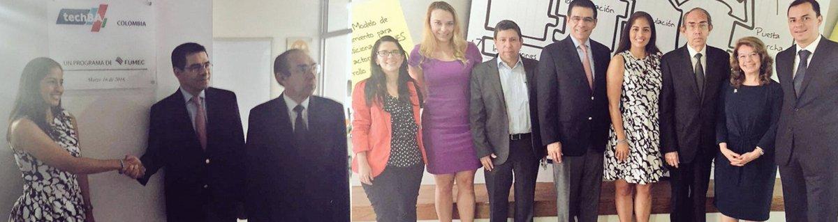 Hoy TechBA inaugura sede en Colombia en alianza con @parque_e @Ruta_N @DesarrolloMed @INADEM_SE @UdeA https://t.co/2nXDOEnr9W