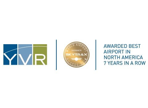 YVR wins Best Airport in North America for 7th straight year at Skytrax Airport Awards!