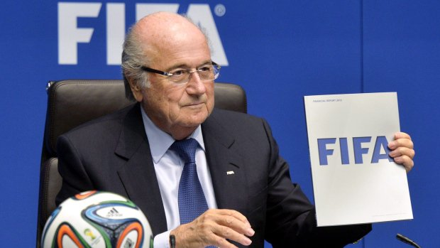 More @CBCSports: FIFA admits officials took bribes, but says it should get the cash.