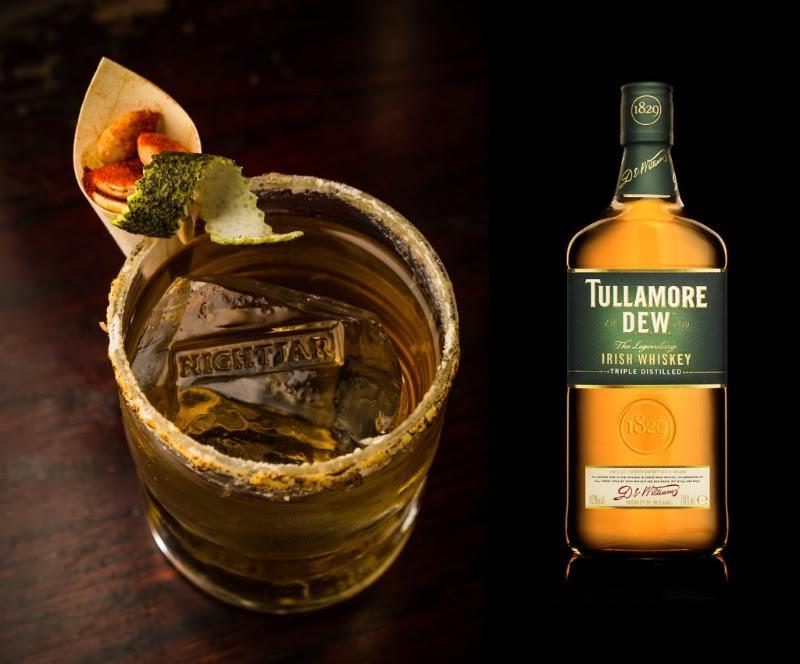Celebrate St.Patrick's Day tomorrow; celtic music & festive whiskey tipples thanks to @TullamoreDEWUK 2 tables left! https://t.co/SWRifZzBet
