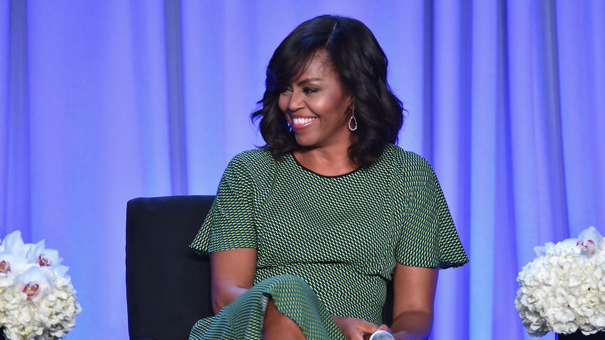 Michelle Obama + @MissyElliott just formed an EPIC supergroup for charity w/ @zendaya + more
