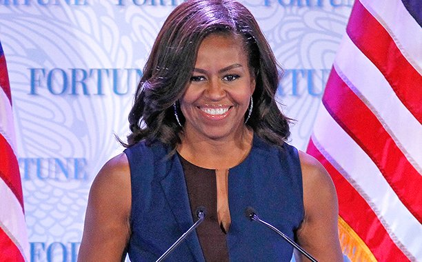 Michelle Obama writes letter about girls' education for Lena Dunham newsletter: