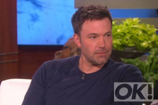 THIS is what @BenAffleck had to say about his split from Jennifer Garner: