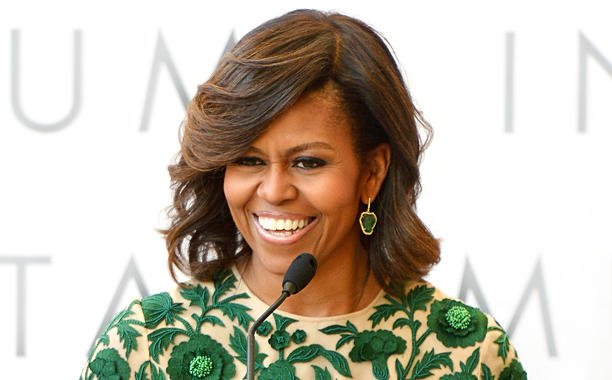 Michelle Obama's 'This Is For My Girls' charity single (featuring a TON of artists) is here: