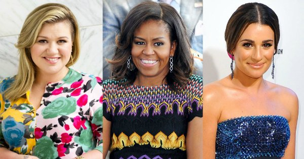 Michelle Obama recruits Kelly Clarkson, Lea Michele & more to sing for girls' education: