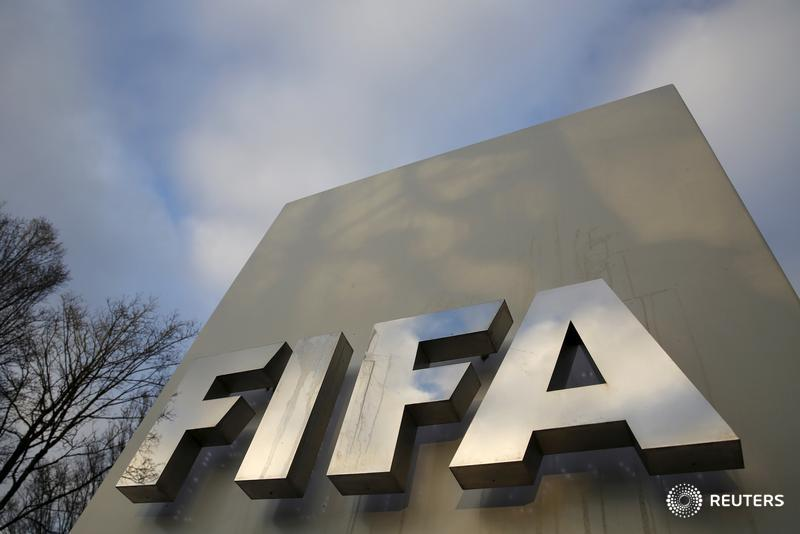 FIFA files for compensation in U.S. as victim of corruption: