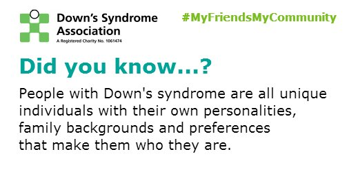 #WDSD16 #MyFriendsMyCommunity #Team21 PLEASE RETWEET! https://t.co/JtjOw4adRq