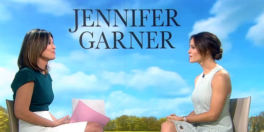 Jennifer Garner says MiraclesFromHeaven inspired her to 'reengage' her children with faith
