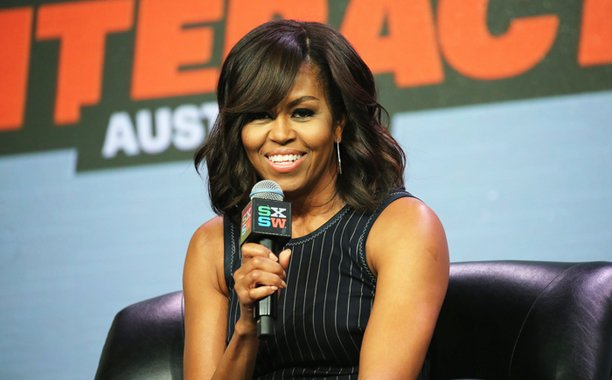 Michelle Obama sings Boyz II Men, talks political future at SXSW: