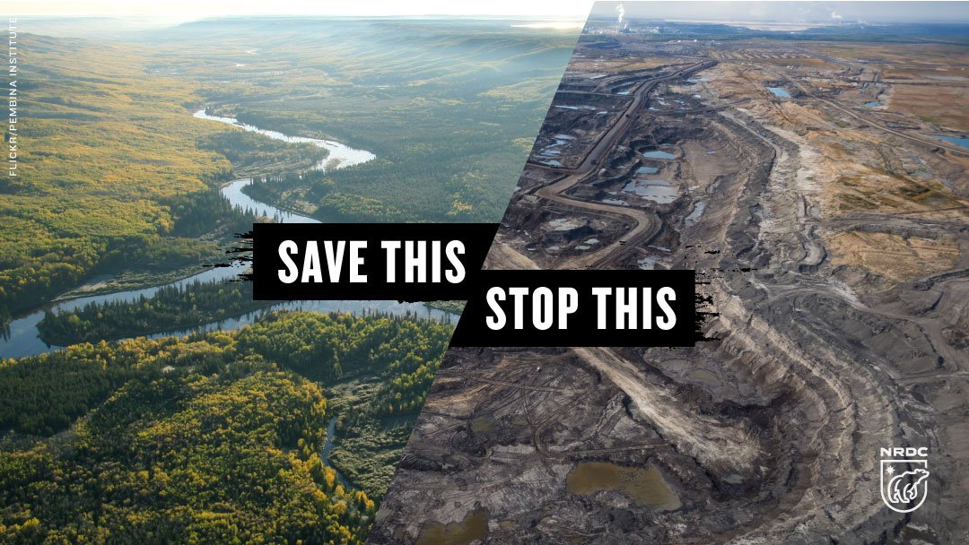 RT @NRDC: Tell Secretary @JohnKerry to block the reckless #AlbertaClipper pipeline scheme. Here's how: https://t.co/UlmGIPxC0Q https://t.co…