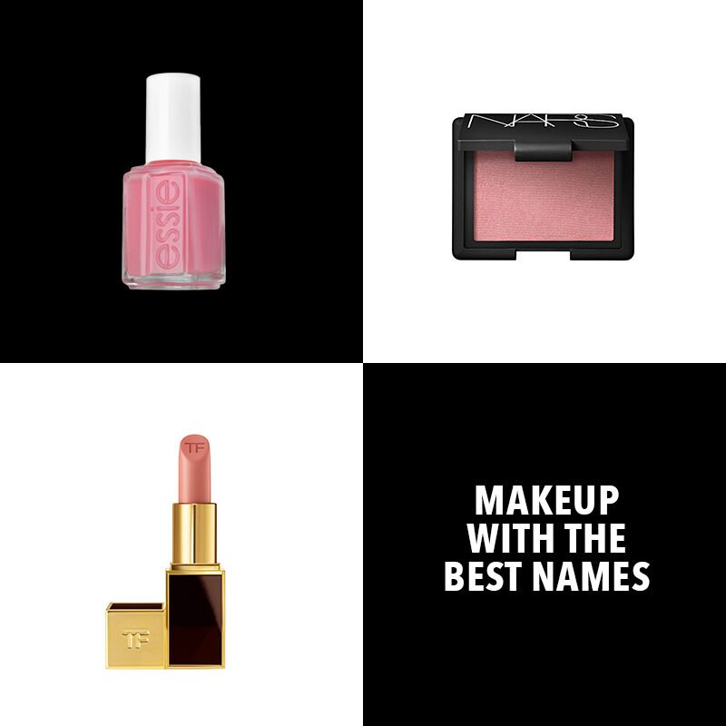 Who else wears Orgasm? LOL!!! The sexiest, AND funniest, makeup names on khloewithak! https://t.co/rNtbu6qZ5r https://t.co/j7BJz72RKP