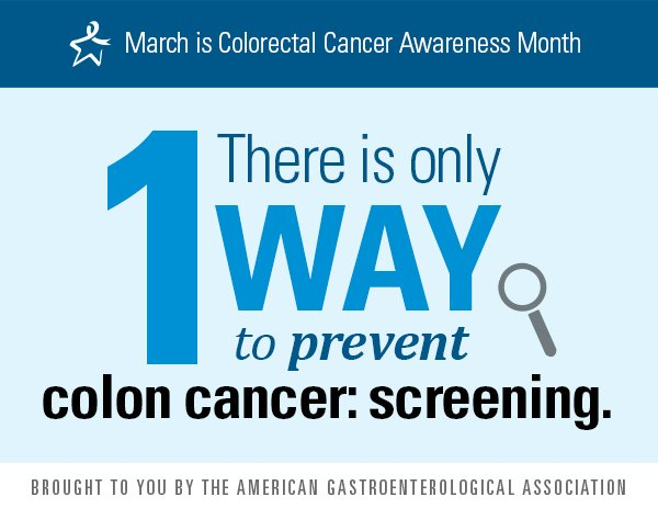 More than 1/3 of #coloncancer deaths could be avoided if patients received regular screening https://t.co/EsLDVY0QNc https://t.co/6ipAPzARl9