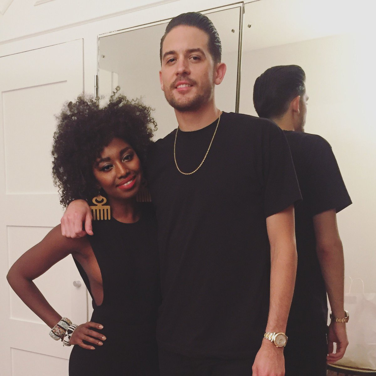 Just performed with @g_eazy on @canalplus for @legrandjournal