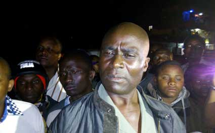 Four teens arrested in Nakuru while ferrying body of murdered Narok taxi driver