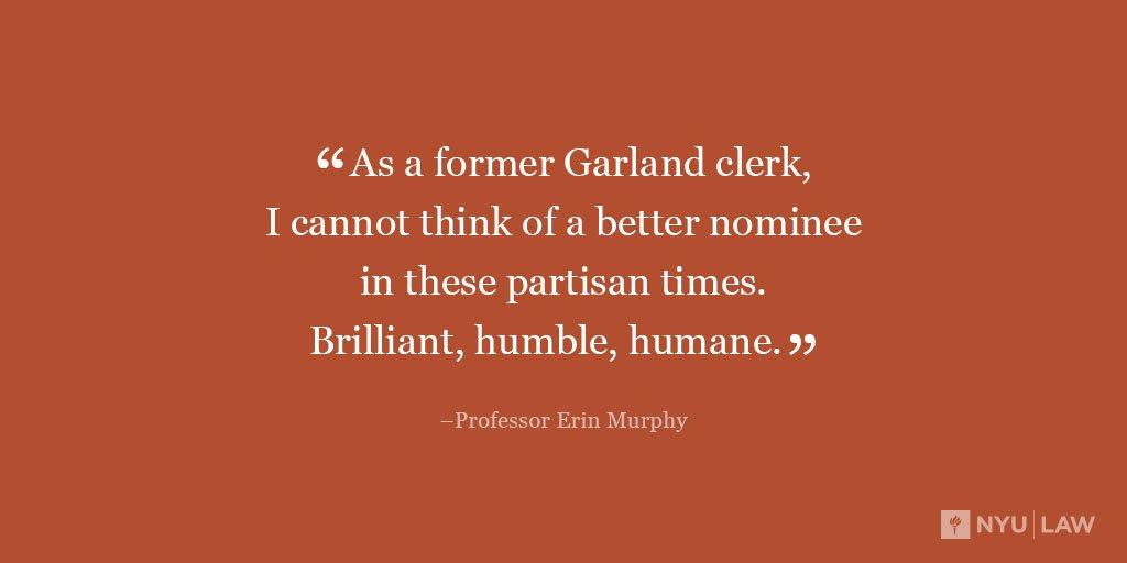 Prof. @ErinMurphysLaw on the #SCOTUSnominee https://t.co/8i6KfZj0eO