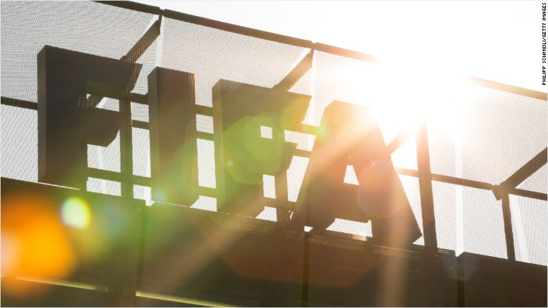 U.S. banks are now being questioned in the FIFA corruption scandal