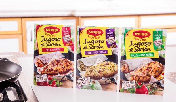 #JugosoAlSarten viene en 3 sabores, pimentón, Ajo y cebolla y a las Finas hierbas. https://t.co/Al4mufnL3J