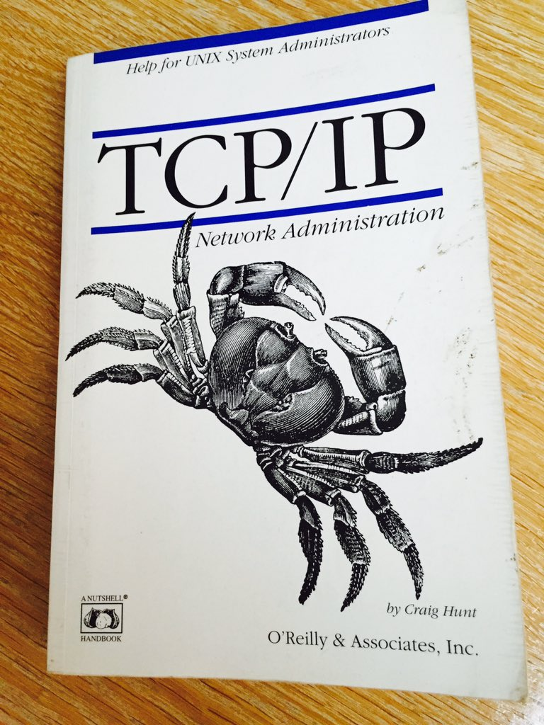 Past 2 nights, read this to kids & they've slept thru the night*. There is nothing TCP/IP can't do.   *unprecedented https://t.co/uOX6ffyMqJ