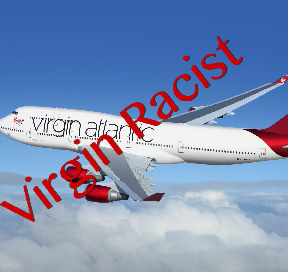 @richardbranson @Virgin  Please apologize for the racially charged comments made by your employee Nathan Smith. https://t.co/yxhhuxdZPc