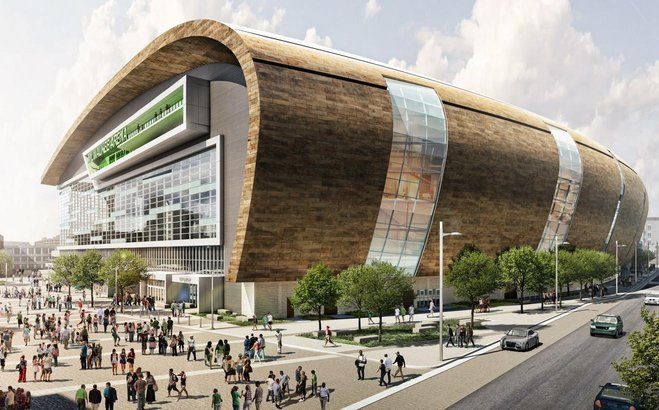 The first detailed glimpse of the new @Bucks arena: https://t.co/cdsi7hzxVO https://t.co/vUkZgSt0wC