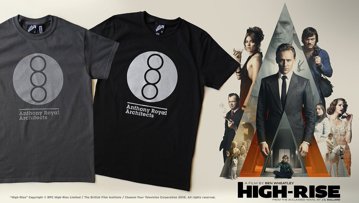 We have two High-Rise T-shirts to giveaway before we release them tomorrow. RT for the chance to win one. #HighRise https://t.co/SEvrGVjxqR