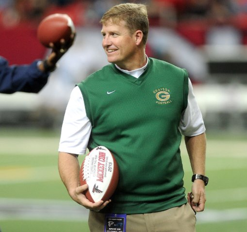 BREAKING: Grayson head football coach Mickey Conn resigns for position with Clemson Univ. https://t.co/vIta3qAxN8 https://t.co/slHeN7LEtX