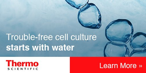 #Webinar: How to minimize the effects of water impurities on your cell culture experiments: https://t.co/oETWpeyc6d https://t.co/feLblcIq2z