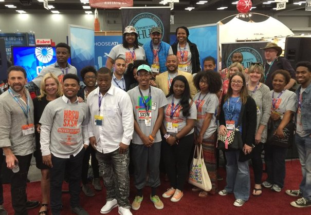 NEW: #HBCU Students at #SXSW Dispel Myths That Blacks Aren't Interested in #Tech https://t.co/DkngGpt176 @TheRoot https://t.co/9PAHVneJJb