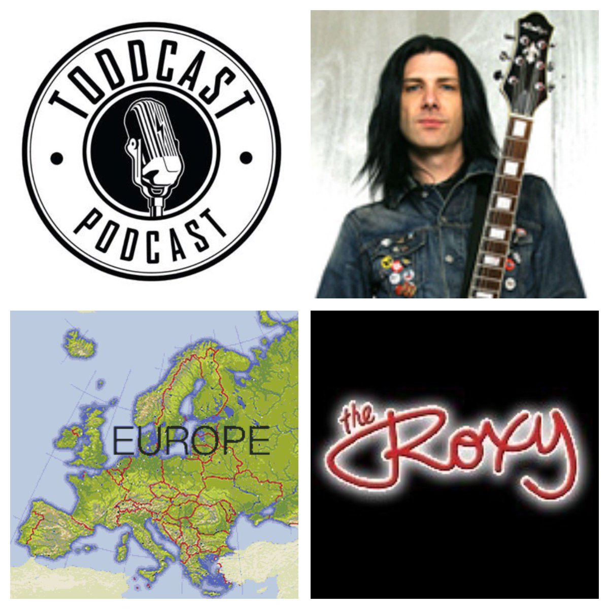 March 25 @RoxyVancouver powered guest @ToddDammitKerns talks his first time touring #Europe: https://t.co/GW8Gp6uVWO https://t.co/aumRKTQvuX