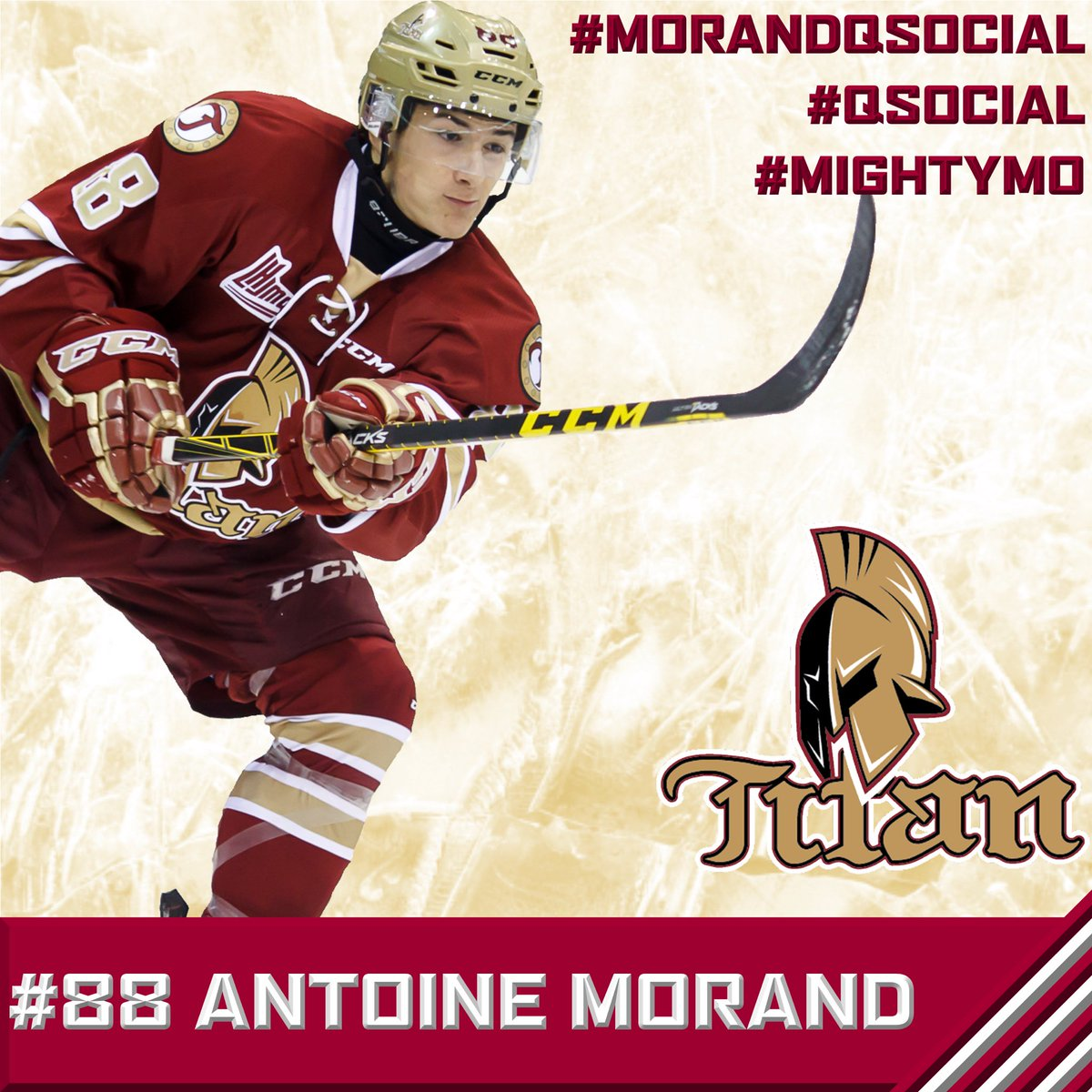 #MorandQSocial Every RT of this counts as a vote for @antoinemorand18 towards the Social Media Star of the Year! https://t.co/ejQm0eCf6d