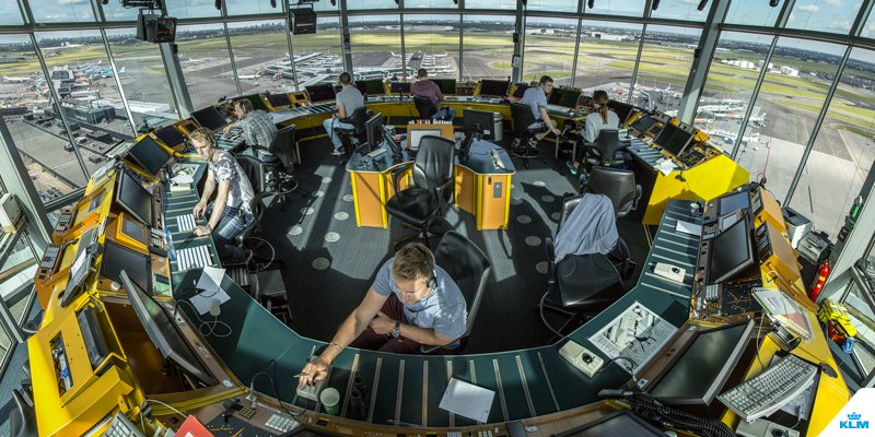 You either work in Tower, Approach or ACC. More about being an air traffic controller: