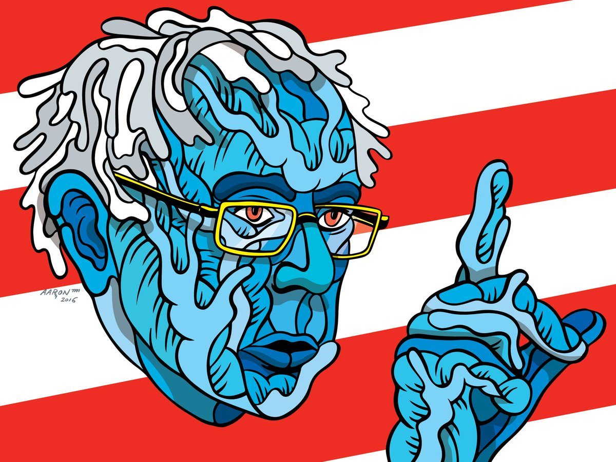 Post this on your IG, use as your desktop background, spread to friends! #FeelTheBern https://t.co/oX1mA5aEra