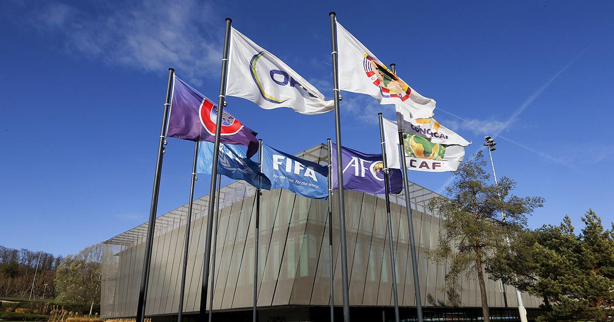 FIFA: a victim? Or simply shifting the blame?